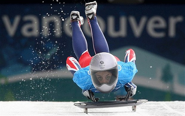 World champion Shelley Rudman refuses to rest ahead of 2014 Winter Olympics