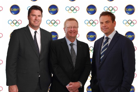Ten Network to broadcast 2014 Winter Olympics