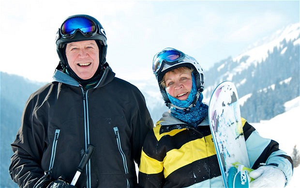 British woman, 59, dies in snowboard tragedy