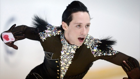 Johnny Weir not competing at Sochi Olympics