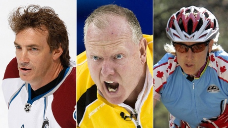 Sakic, Russ Howard among Canadian Sports Hall inductees