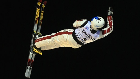 Freestyle world championships: Men's & women's aerials