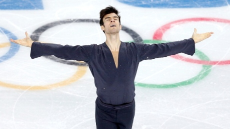Canadian figure skater Eric Radford on challenges of growing up gay