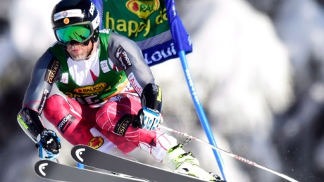 Canada's Dustin Cook takes world silver in super-G