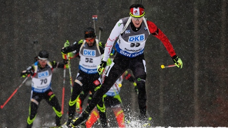 Canada's Nathan Smith has career-best World Cup finish