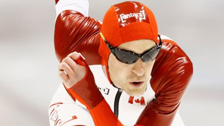 Canadians fail to reach podium in World Cup speed skating