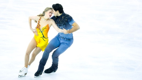Four Continents figure skating championships: Ice dance free