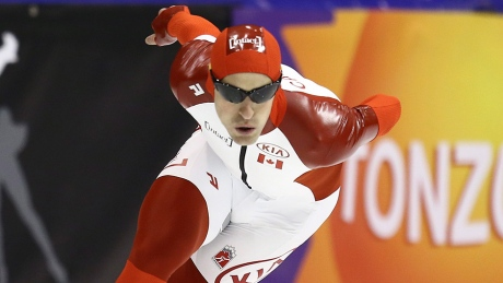 Denny Morrison 4th in 1,000m at speed skating worlds