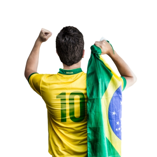 Bet on Brazil, says sport academic