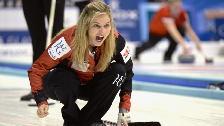 Canada's Jones improves record to stand alone in 1st at worlds