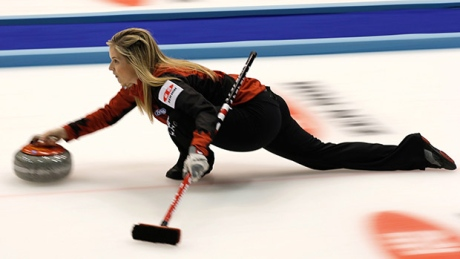 Canada's Jones downed by Swiss at world curling championships