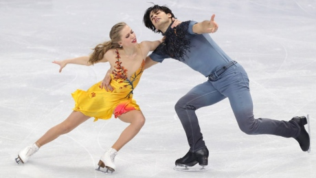 Canadian skaters have edge for World Championships