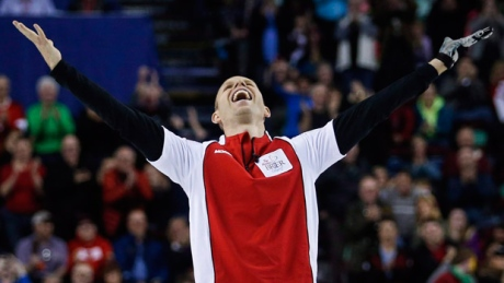 Canada's curlers have home-ice advantage for men's worlds