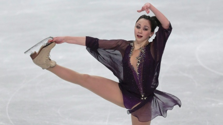 Tuktamysheva wins gold in ladies free program