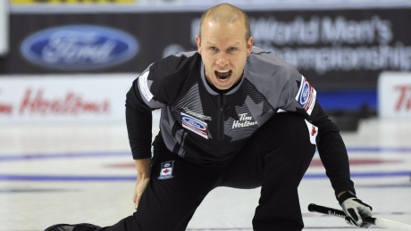 Canada crushes Czech Republic at curling worlds