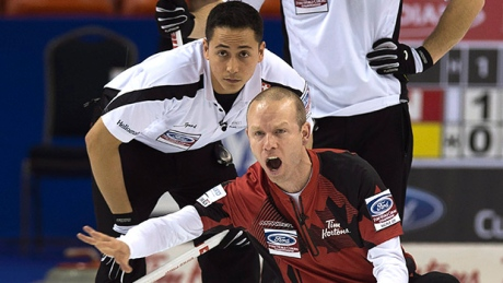 Canada rebounds at curling worlds