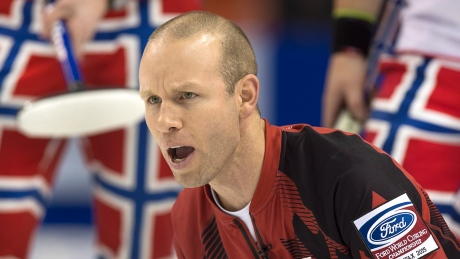 Canada loses 1-2 Page playoff to Norway at men's curling worlds