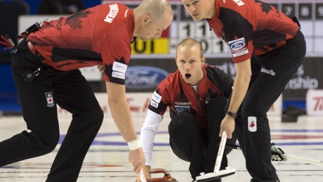 Updates from the World Men's Curling Championship