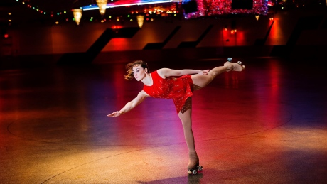Roller figure skating will turn heads at Pan Am Games