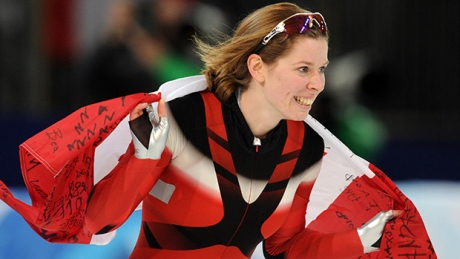 Christine Nesbitt a rare jewel in Canadian sports