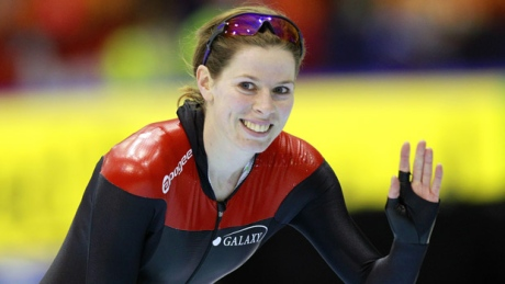 Canadian speed skating star Christine Nesbitt announces retirement