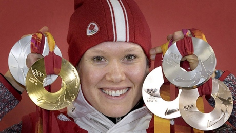 Cindy Klassen, Canadian speed skating legend, retires