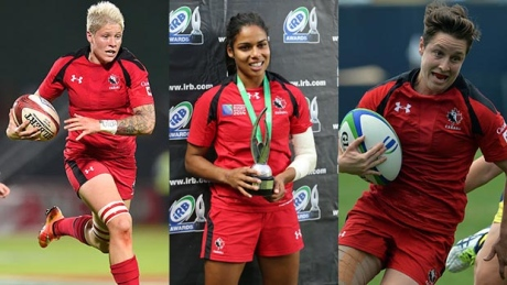 Heather Moyse: Women's rugby sevens a team to watch