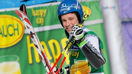 2-time Olympic skiing champion Benjamin Raich retires