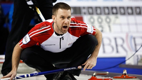 Gushue remains undefeated at Grand Slam of Curling's Masters