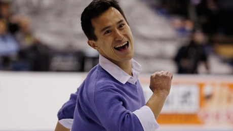 Skate Canada: Patrick Chan is the 'king'
