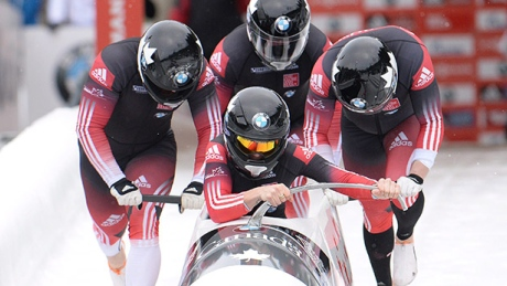 Bobsleigh Canada, Kaillie Humphries clash over 4-man spot