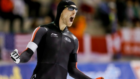 Canadians Dutton, Blondin add to World Cup speed skating medal haul