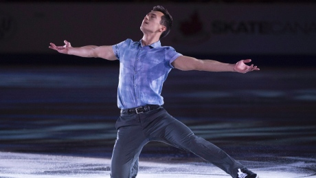 Patrick Chan should qualify for figure skating's Grand Prix Final