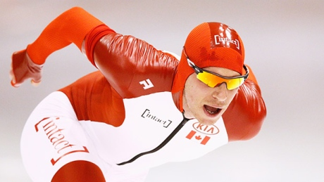 St-Jean and Belchos set personal bests at World Cup Long Track