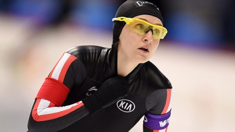 Canadians collect 3 World Cup long track speed skating medals