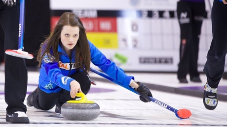 Tracy Fleury downs Kelsey Roque for a spot in quarters at Canadian Open