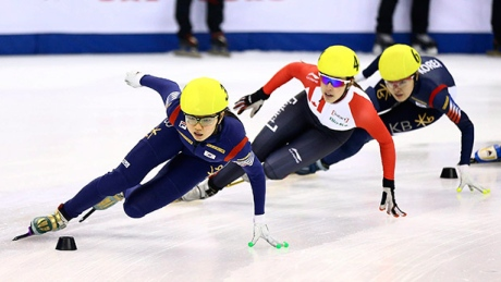 Canada ends Fall short track World Cups with 32 medals