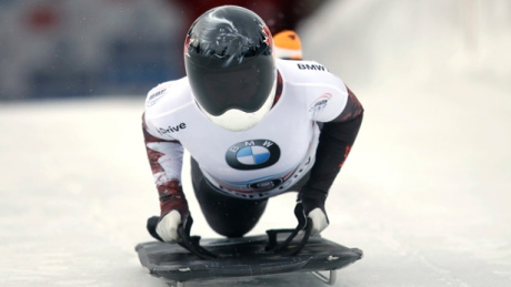 Canadian Jane Channell slides to silver at skeleton World Cup