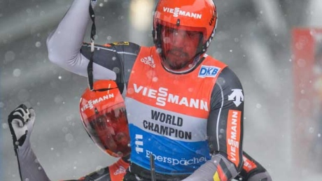Tristan Walker, Justin Snith finish 4th in World Cup luge