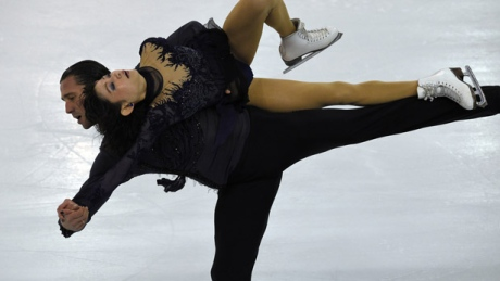 European pairs figure skating champions knocked out by injury