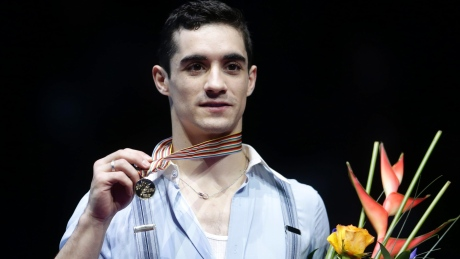 Javier Fernandez wins 4th straight European figure skating title
