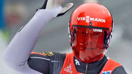 Felix Loch, Martina Kocher win world luge titles