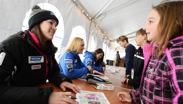 Two midstate natives competing at World Luge Championships