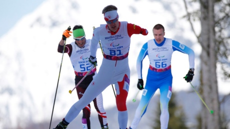 Canada's Mark Arendz wins gold in biathlon at IPC Asian Cup