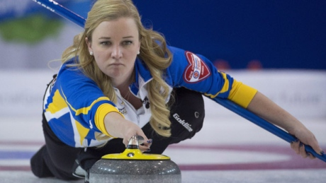 Chelsea Carey opens Scotties curling championship with 3 wins