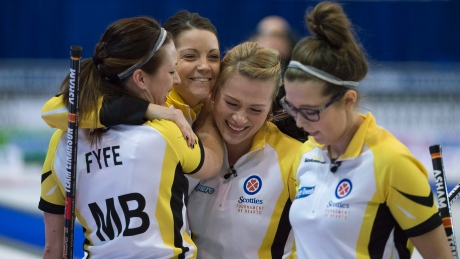Manitoba makes Scotties playoff field with last-shot victory