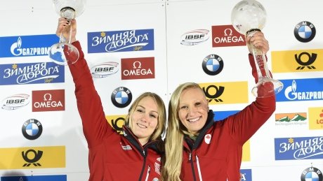 No podium left unclimbed: Kaillie Humphries captures 3rd World Cup title