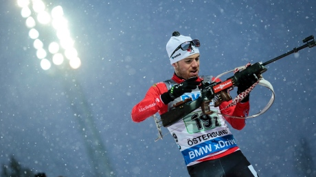 Biathlon world championships: Men's, women's sprints