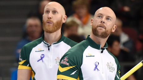 Opening day at the Brier sees 4 games go to extra ends