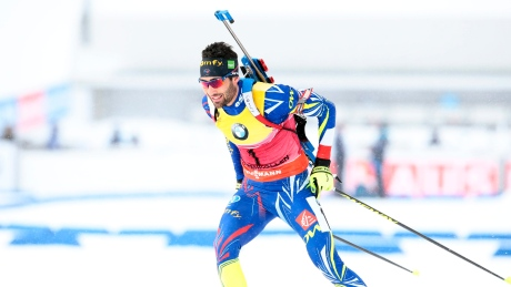 France's Fourcade wins 4th gold of biathlon worlds